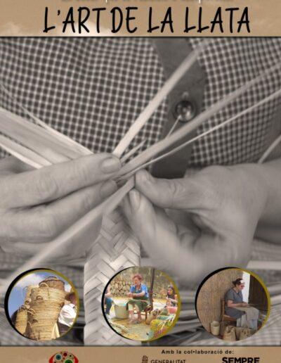 L'art de la llata. Colectivo Miradas. Documental