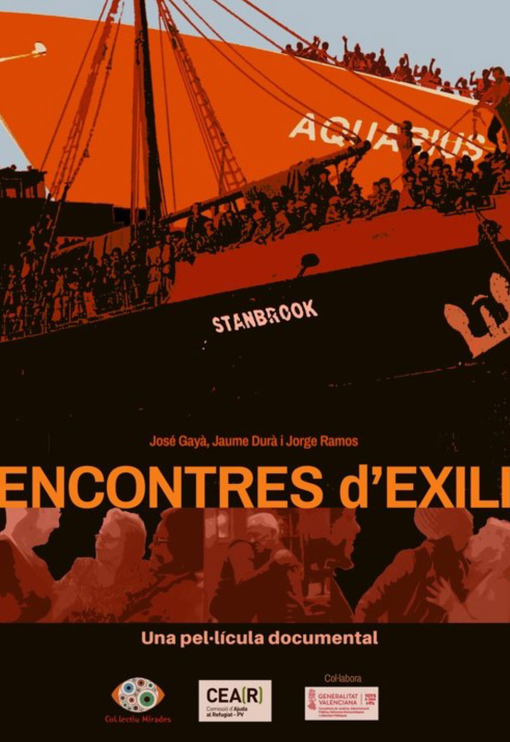 ENCONTRERS D'EXILI
