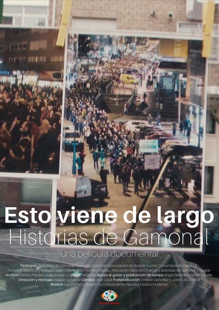 ESTO VIENE DE LARGO. HISTORIAS DE GAMONAL